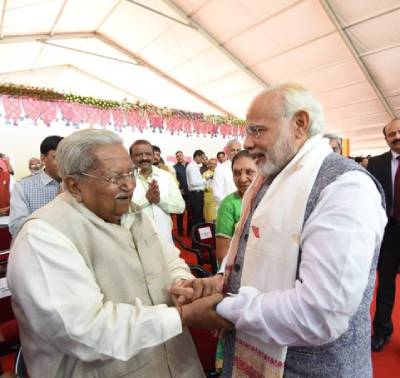 Keshubhai Patel passes away 3
