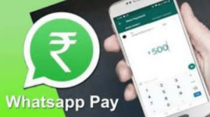 Transfer Money By WhatsApp Pay