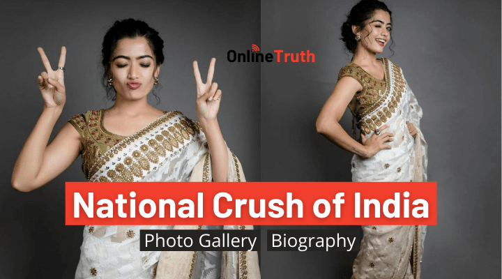 Rashmika Mandana Photos | National Crush of India