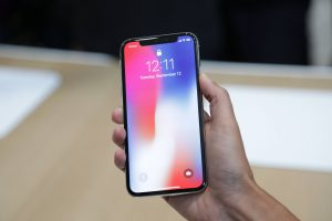 iPhone X - A New Generation of High Tech