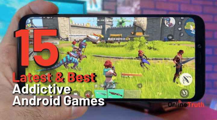 Most Addictive Best Android Games 2020-21