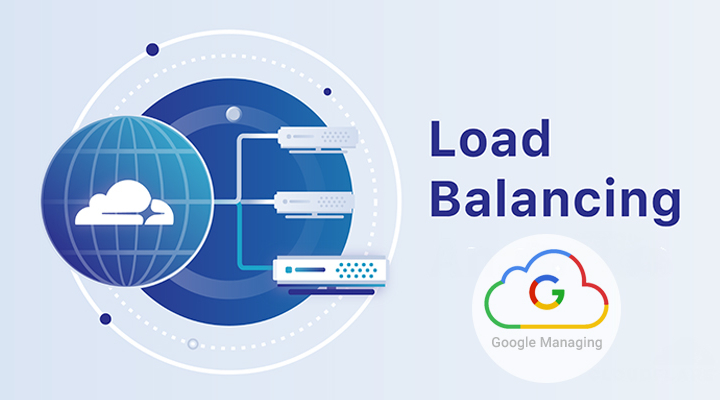 google managing the loads via